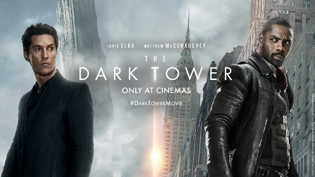 The Dark Tower (2017) — Contains Moderate Peril